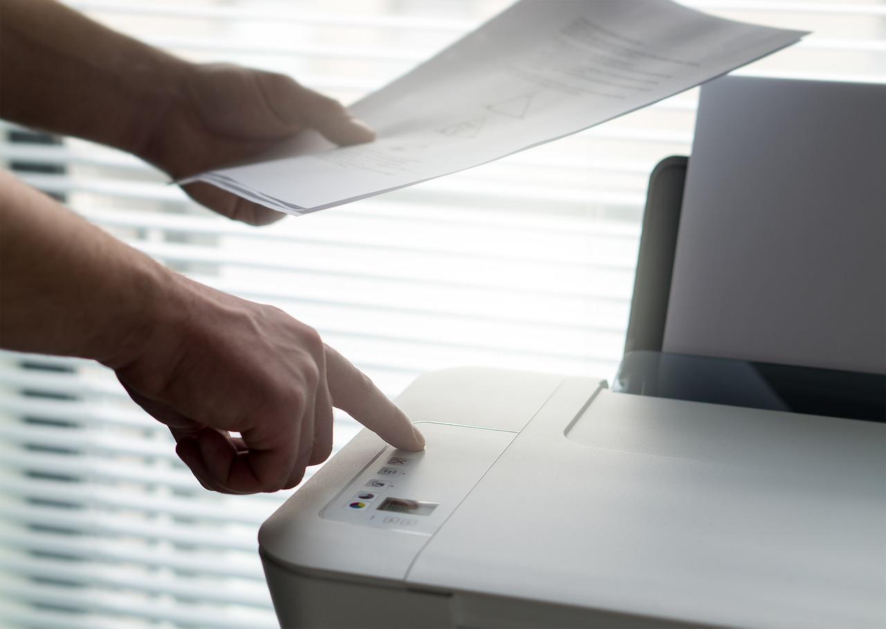 document fiscal numérisé