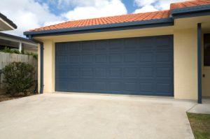 porte garage motorisée