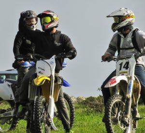 bande de motard